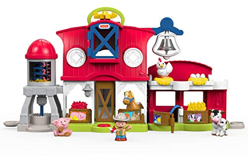 fisher price barn toy - 1