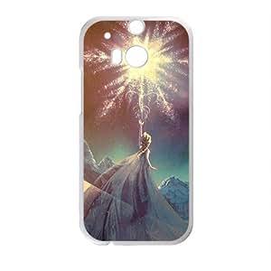 Personal Customization Magic Disney Frozen Elsa Design Best Seller High Quality Phone Case For HTC M8