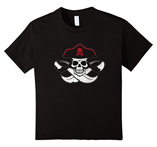 Kids Halloween Shirt   Awesome Pirate Costume Gift Idea 10 (Awesome Halloween Costumes Ideas)
