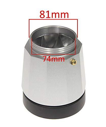 DeLonghi - Caldera 81 mm resistencia 220 V cafetera Alicia 9 tazas ...