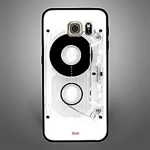 Samsung Galaxy S6 Edge B&W Cassette
