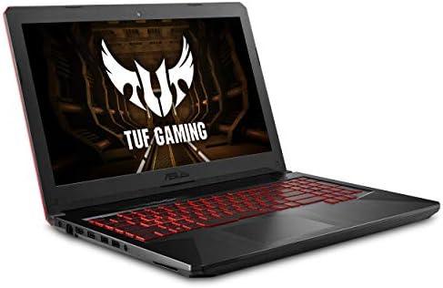 "Asus TUF Gaming Laptop FX504 15 6"" 3ms Full HD IPS-LEVEL, Intel Core  i5-8300H Processor, NVIDIA GeForce GTX 1060, 8GB DDR4, 256GB M 2 SSD,  Gigabit"