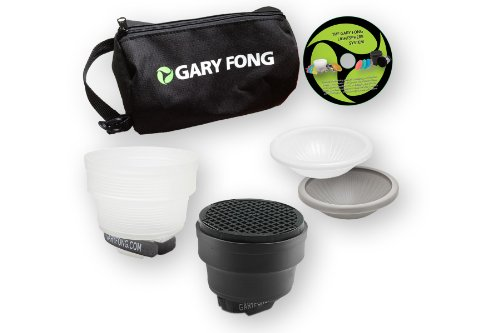 Gary Fong - Lightsphere Collapsible Portrait Lighting Kit