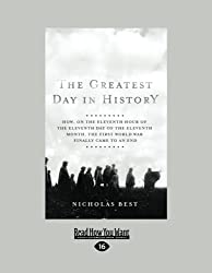 The Greatest Day in History (Large Print 16pt)