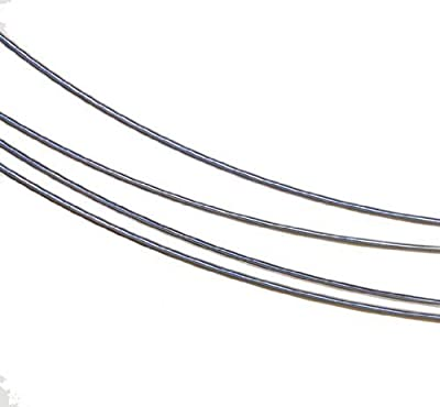 Solder-filled Sterling Silver Wire For Jump Rings 20 Gauge (3 Feet) from uGems