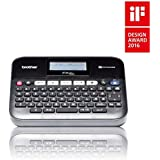 Brother PT-D450VP Label Printer, P-Touch Labeller, QWERTY Keyboard, Desktop