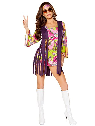 70s fancy dress for large sizes - 9