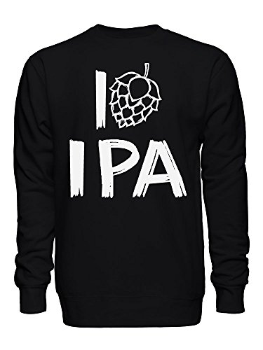 I Love IPA Unisex Crew Neck Sweatshirt