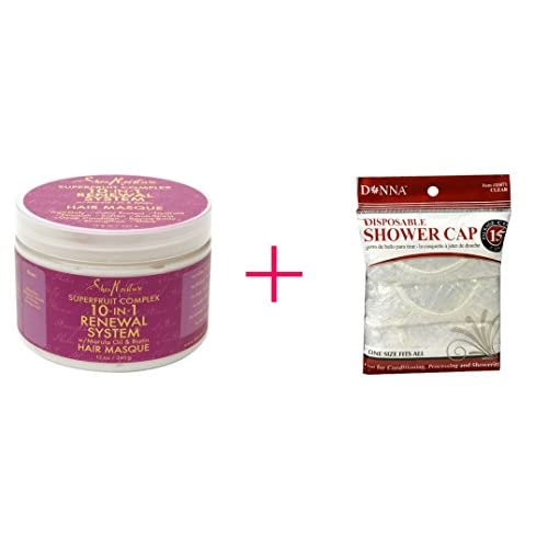 well-wreapped 2 of SheaMoisture Superfruit Complex 10-in-1