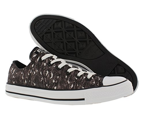 Top Chuck Star Womens All Converse Black Lo 5 540253f charcoal Taylor H6ApwwxZ