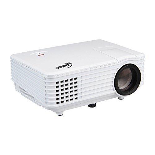 Top best 5 taotaole multi media mini 800 lumens portable for Best portable projector 2016