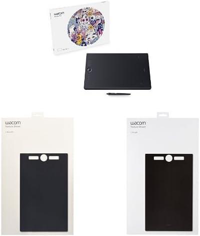 【専用オーバーレイシート2枚セット】ワコム ペンタブレット Wacom Intuos Pro Large PTH-860/K0