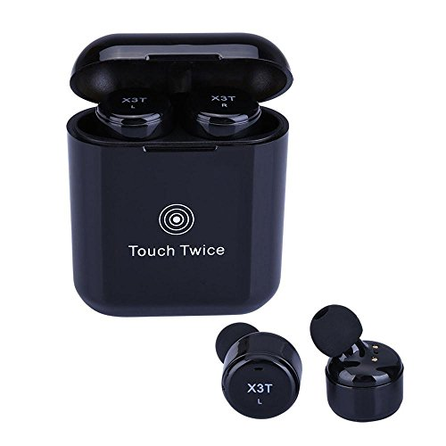 X3T Twins Bluetooth 4.2 Earphones Mini Stereo Wireless Heads