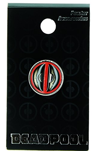 Deadpool Colored Pewter Lapel - Deadpool Pin