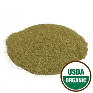 Bilberry Leaf Powder Organic - Starwest Botanicals