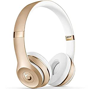 Beats Solo3 Wireless On-Ear Headphone - Gold