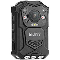 MIUFLY 1296P HD Police Body Camera for Law Enforcement...