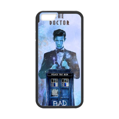 "Fayruz - iPhone 6 Rubber Cases, Doctor Who Hard Phone Cover for iPhone 6 4.7"" F-i5G461"