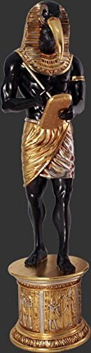 Egyptian Thot The Great Measurer 8 ft. by LM Treasures (Image #2)