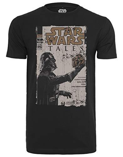 Tales Tee Star Shirts Urban Mc307 Streetwear Vader Classics Wars Black Merchcode Darth Uomo 0xgqvqfYAw