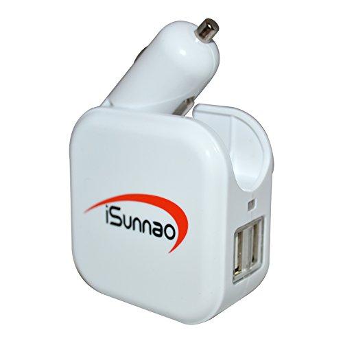 iSunnao Dual USB Wall Charger product image