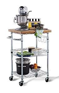 Amazon.com - Trinity TBFZ-1401 EcoStorage Bamboo Kitchen ...