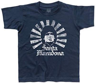T-shirt uomo santa maradona - icone del calcio TU0150904