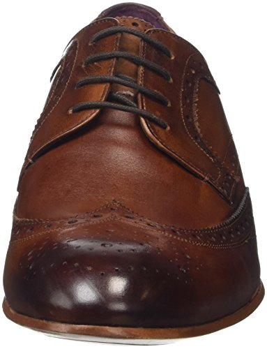 Basse Brogue Brown Baker Uomo tan Ted Gryene Scarpe Stringate
