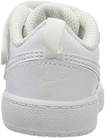 NIKE Court Borough Low 2, Zapatillas de Estar por casa Unisex bebé