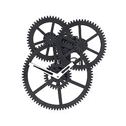 Kikkerland CL59 Gear Clock
