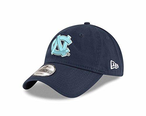 North Carolina Tar Heels Campus Classic Adjustable Hat - Navy, One Size - Michael Jordan Unc Tar Heels