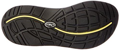 Chaco Donna Zx2 Classic Sandalo Atletico Boost Nero
