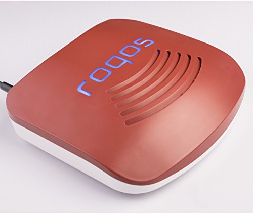 Intrusion Prevention Devices - Roqos Core -Ruby- Next Generation, Intrusion Prevention, Parental Controls, Firewall WiFi VPN Router - Protect Your Kids, Devices From Malware, Hackers, Bad Sites - Replace Your Router Or Plug Into It