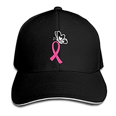 INFINITE&YOUTH Breast Cancer Awareness Women&Men Hip Hop Baseball Cap Sports Outdoors