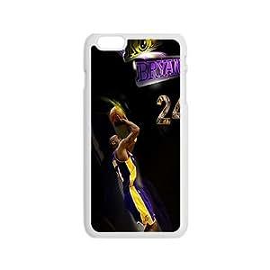 Happy kobe bryant Phone Case for Iphone 6