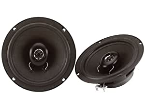 Trevi DX 8165 - Altavoces para coche (2-way, 70W, 35W, 16.5 cm)