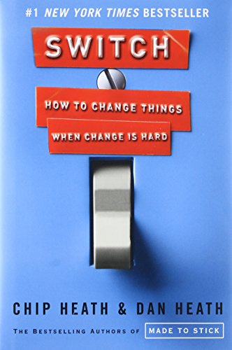New Switch Book - Switch: How to Change Things When Change Is Hard