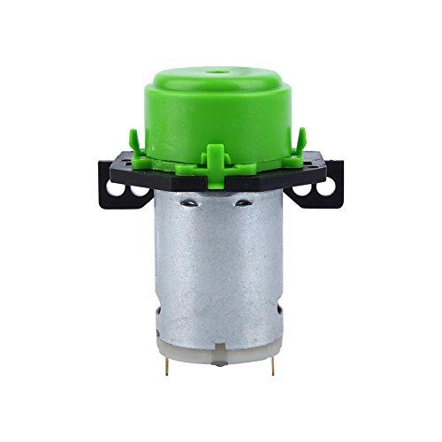 Dosing Pump12V DC Peristaltic Liquid Pump Hose Pump Dosing Head for Aquarium Lab Analytical Water (Green)