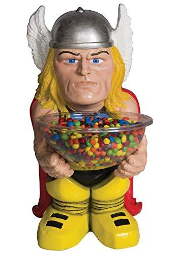 Marvel Universe Thor Candy Bowl Holder (Norse God Costume)