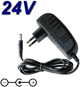 TopChargeur - Adaptador de alimentación, cargador de 24 V para ...