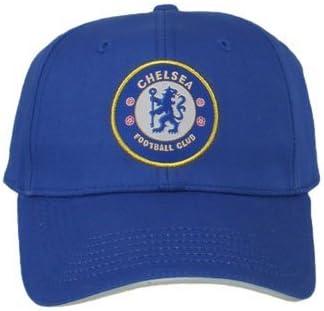 CHELSEA FOOTBALL CLUB BASEBALL CAP BLUE UNISEX