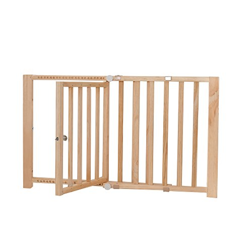 "Dogit 70621 Pet Safety Gate, 28-44"" W x 18"" H"
