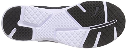 XT Schwarz white WNS Black Silver Hallenschuhe Puma Damen Pulse Flex Core 02 puma ESnffxaHq