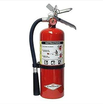 Amazon.com: B-500 Amerex ABC - Extintor de incendios (con ...