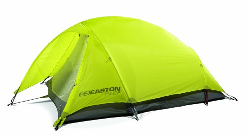 Easton Mountain Products Kilo 3P – Ultra Light 3-Person 3-Season Backpacking Tent with Easton Carbon Fiber Poles and Airlock Connectors – 518738/SL, Outdoor Stuffs