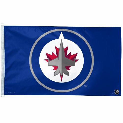 NHL Winnipeg Jets 3-by-5 foot ()