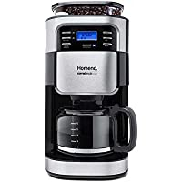 HOMEND 5002COFFEEBREAK Çekirdek Öğütücülü Filtre Kahve Makinesi