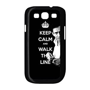 Johnny Cash - Fantastic Cover Durable Protective Skin Case For Samsung Galaxy S3 s3-81611