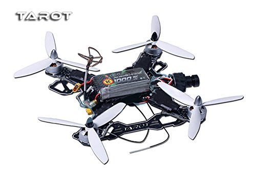 Tarot TL200B Mini 200 Quadcopter Frame Kits with Camera Motor Propeller for FPV Photography by Tarot