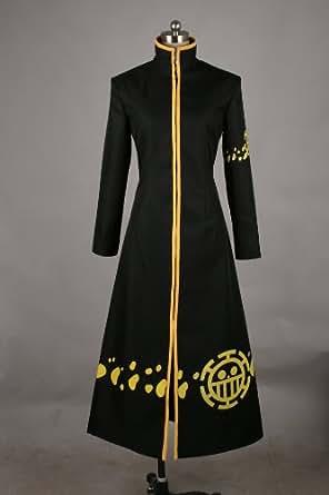 CosplayerWorld Size L-Large ONE PIECE Trafalgar Law Cosplay Costume